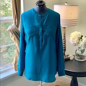 Old Navy Long Sleeve Blouse Size XL